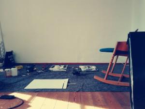 studio residency